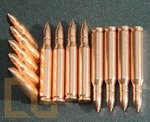 PATRONE Cal .233 Remington - 1 Oz. Copper Bullet